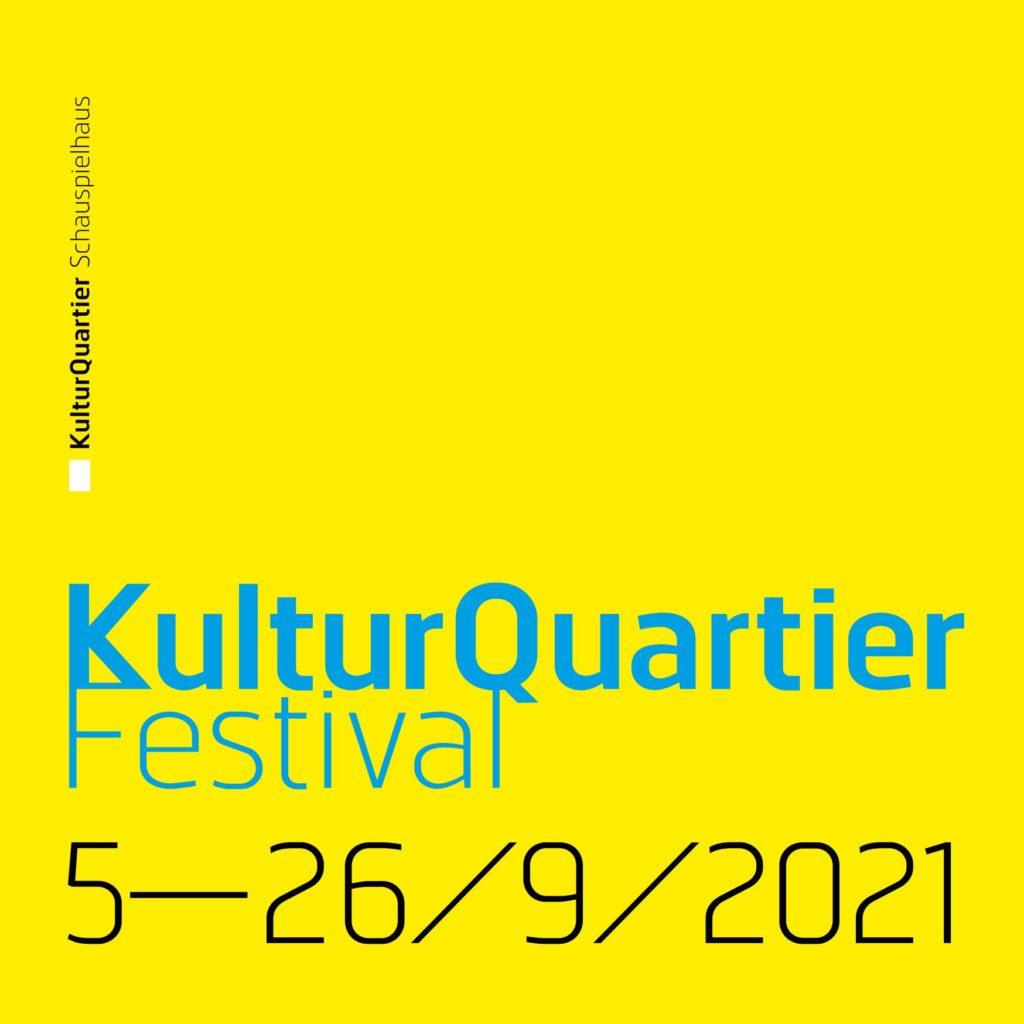Programmheft KulturQuartier Festival