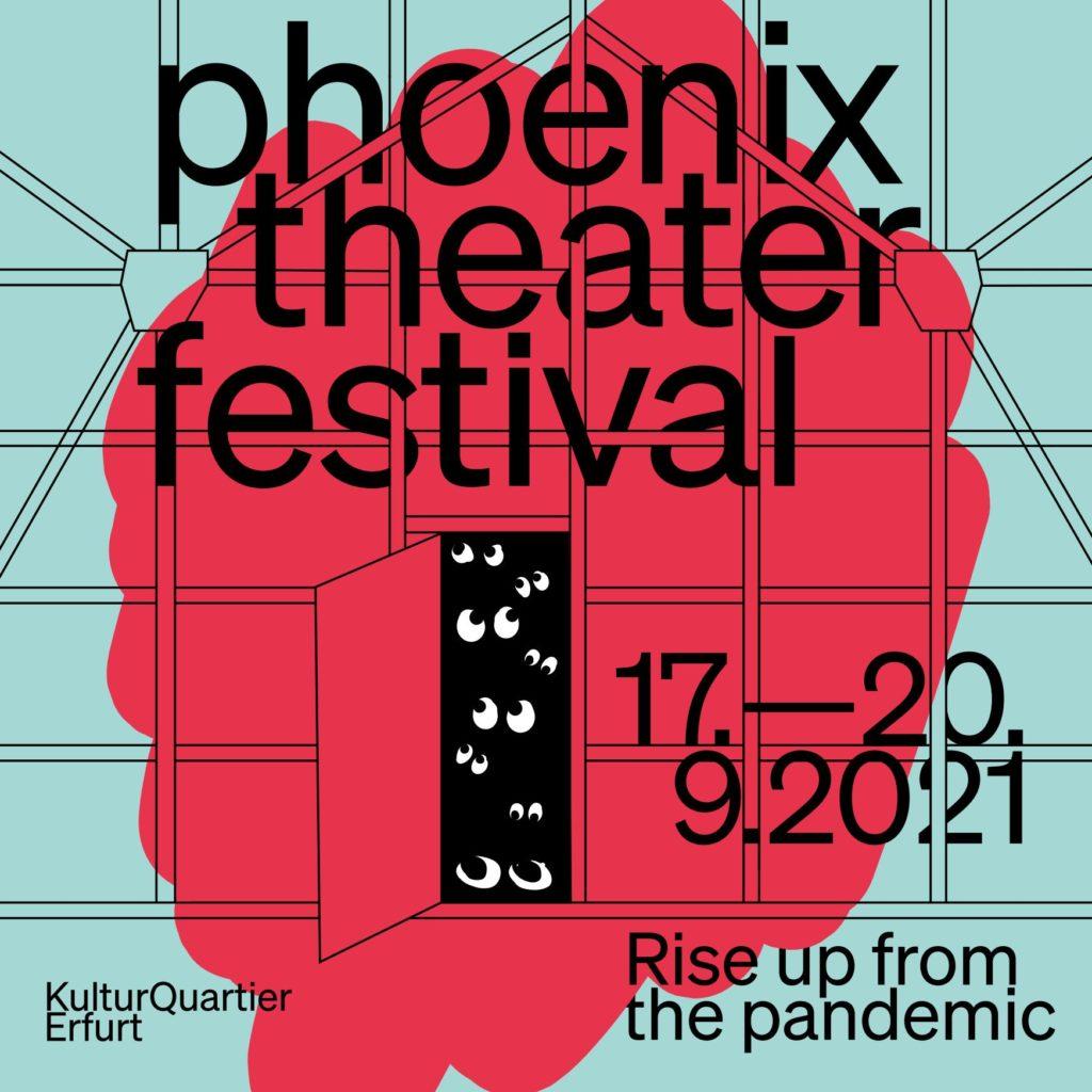 Programmheft PHOENIX Theaterfestival